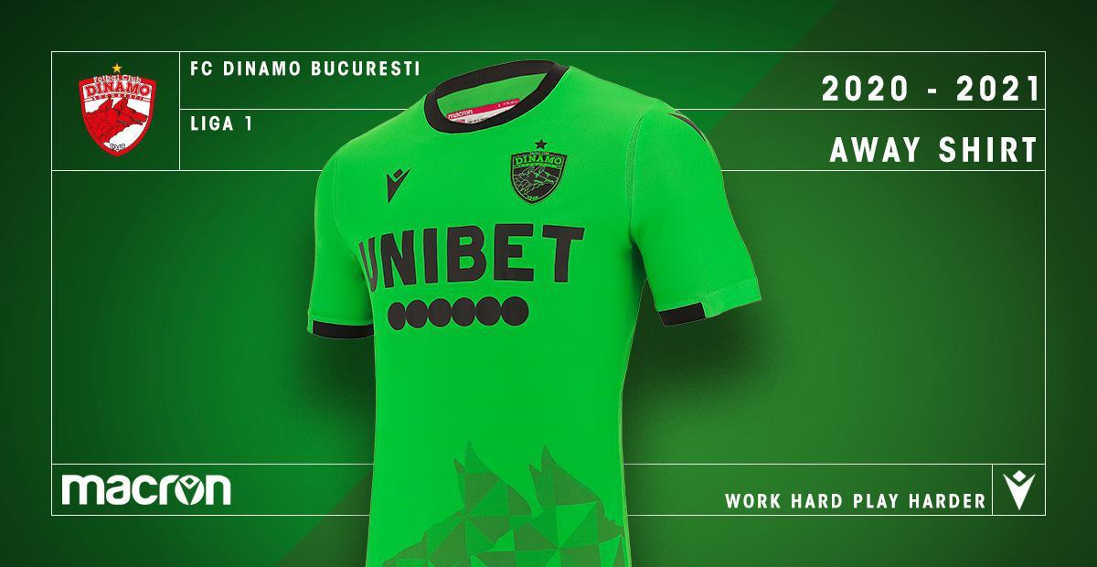 Dinamo în verde la Sf. Gheorghe
