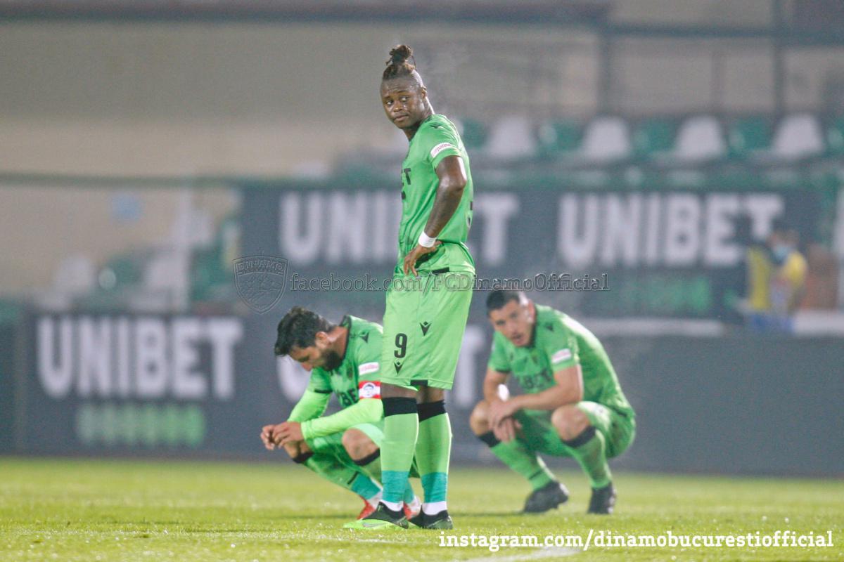 CASA Liga 1 (etapa 8). Sepsi Sf. Gheorghe vs Dinamo București 2-0 (1-0)