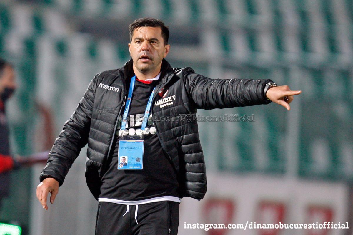 VIDEO. Conferința lui Contra după Sepsi vs Dinamo (scor 2-0)