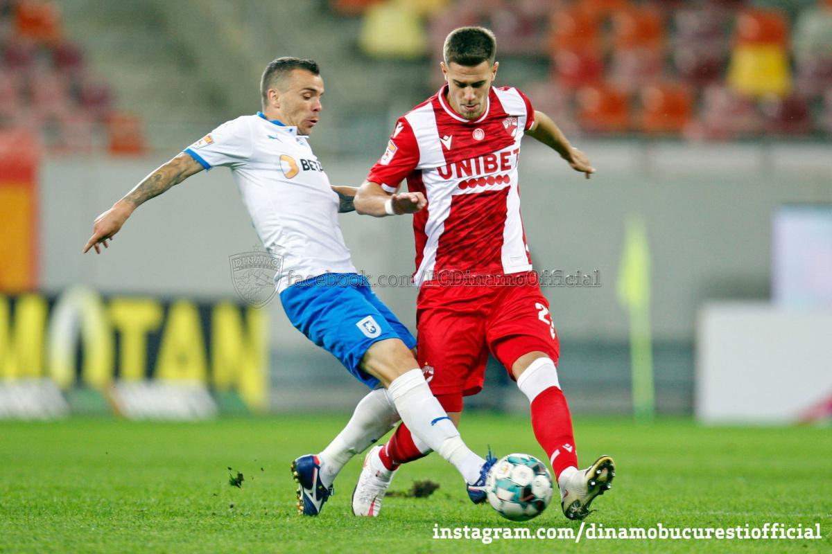 Ricardo Grigore pentru România U21