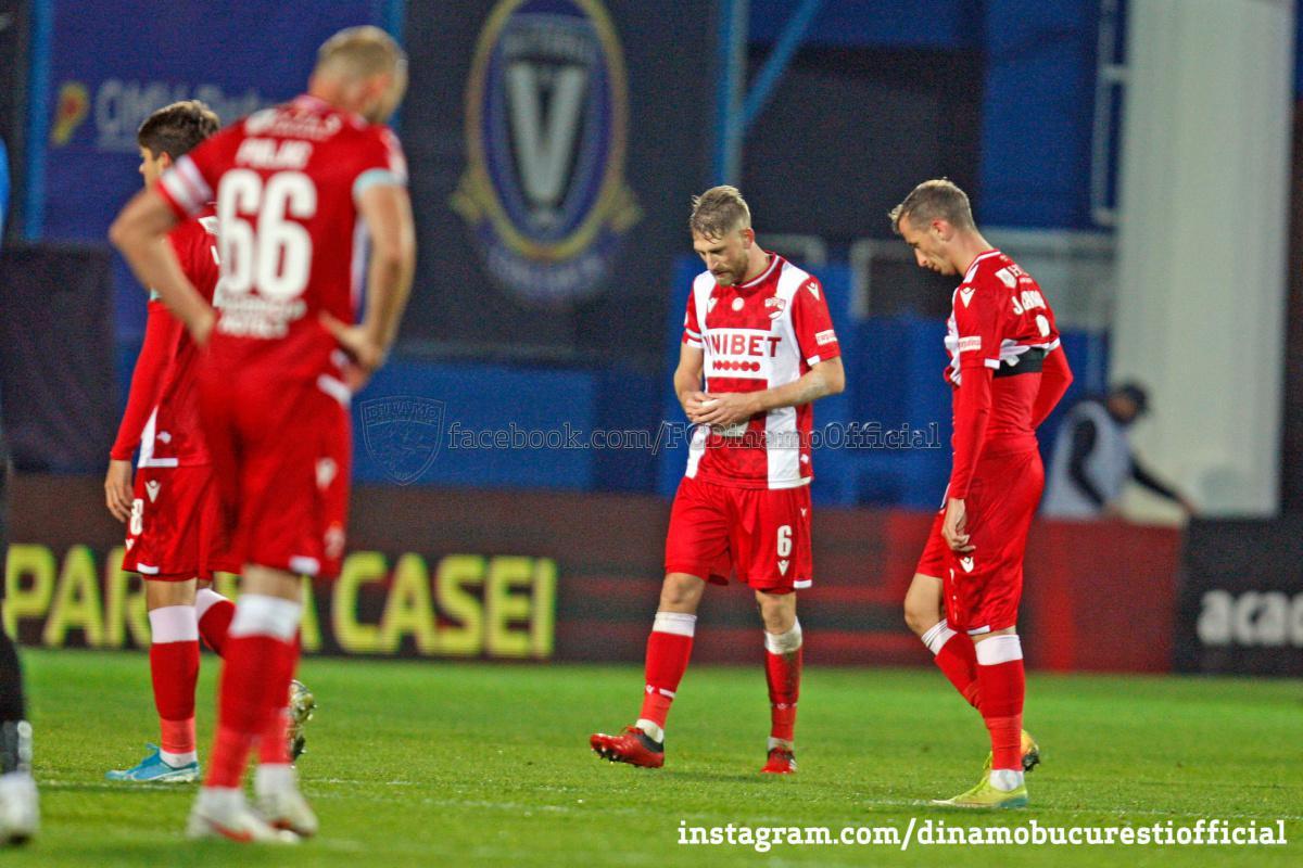 CASA Liga 1 (etapa 10). Viitorul Constanța vs Dinamo București 2-1 (0-0)