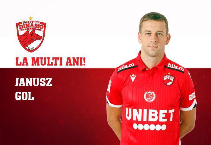 LA MULȚI ANI, Janusz Gol!