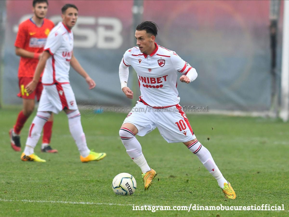 LIGA 3. FCSB 2 vs Dinamo 2 București 2-1 (0-0)