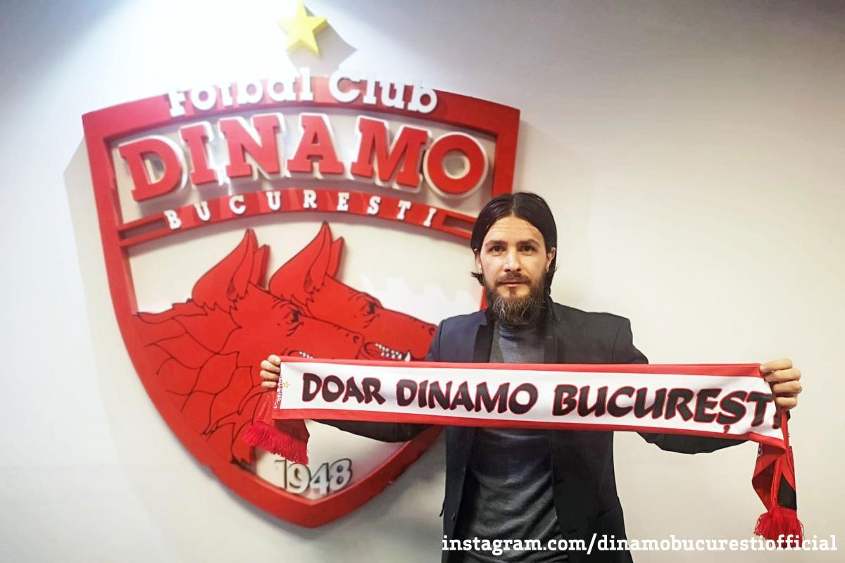 OFICIAL. Marius Adrian Nicolae, manager sportiv la Dinamo București