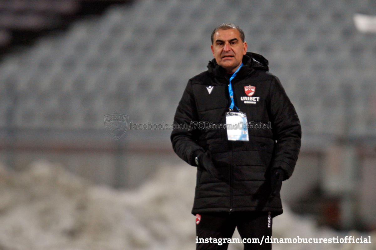 VIDEO. Ce a declarat Ionel Gane după înfrângerea pe teren propriu cu Chindia Târgoviște