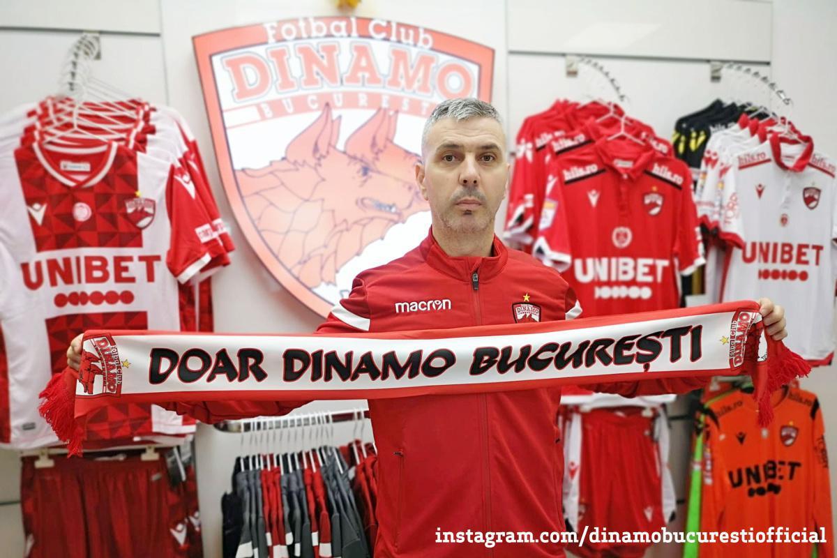 CCJ. Iulian Matei revine la Dinamo București