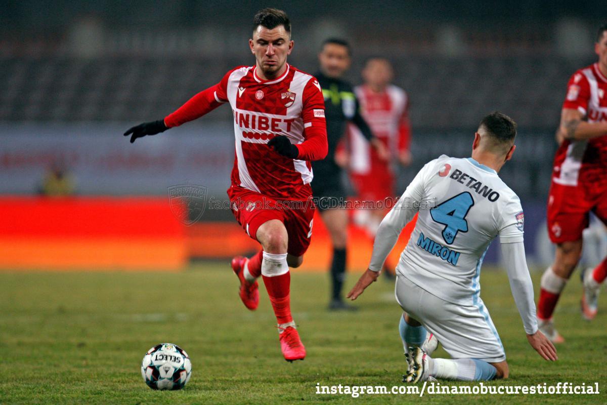GALERIE FOTO. Imagini de la Dinamo București vs FCSB 0-1