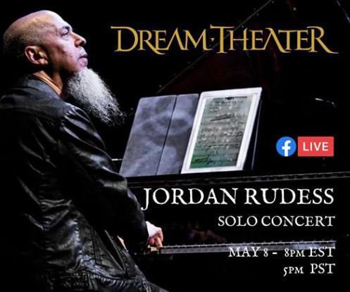 Jordan Rudess Piano Solo Concert