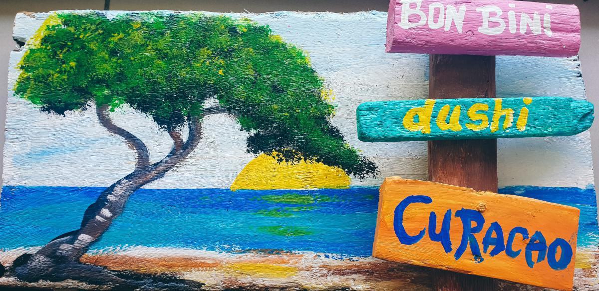 Caribbean inspired handcrafts