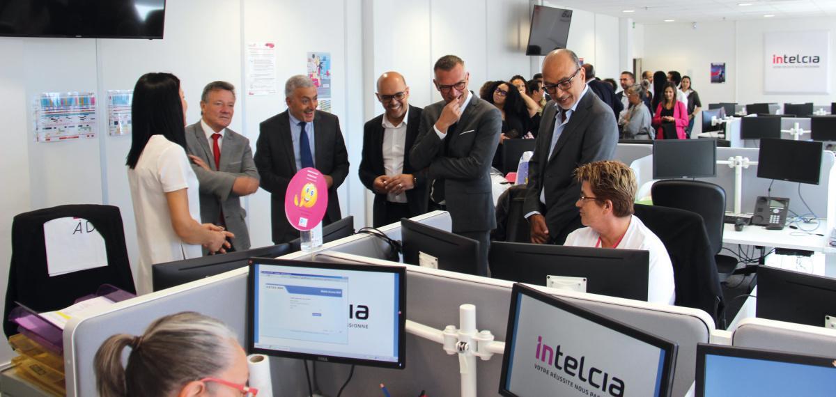 Intelcia fête ses 10 ans à Dreux