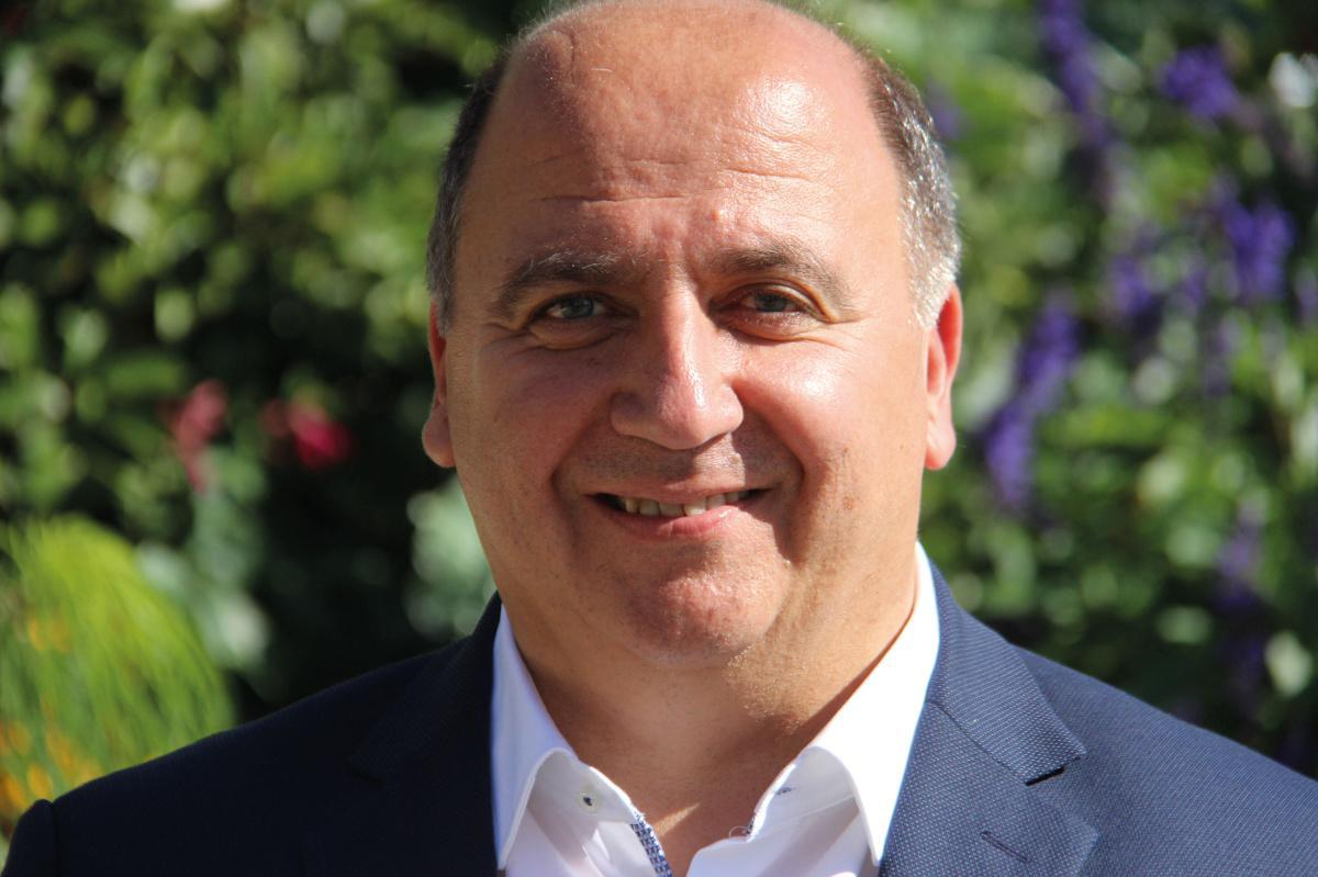 Valentino Gambuto repart aux Municipales
