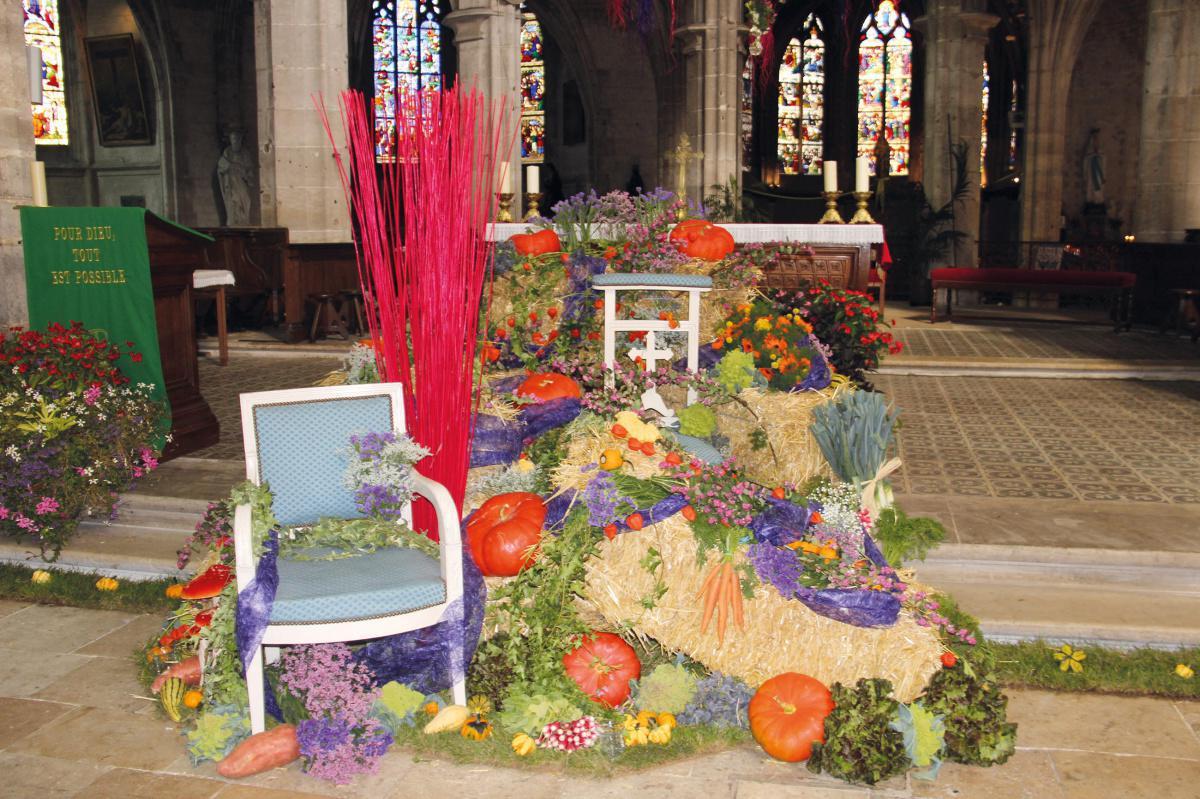 Jardiniers et maraîchers fêtent la Saint-Fiacre