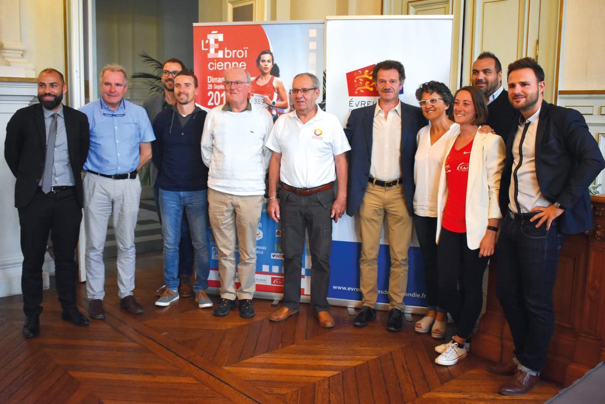 Plus de 1 000 coureurs attendus pour l'Ébroïcienne