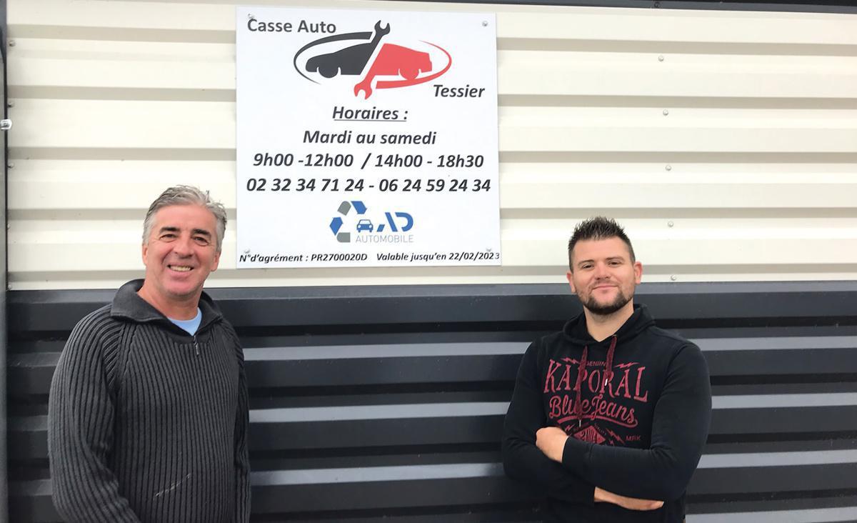 Les bonnes affaires chez Casse Auto Tessier !