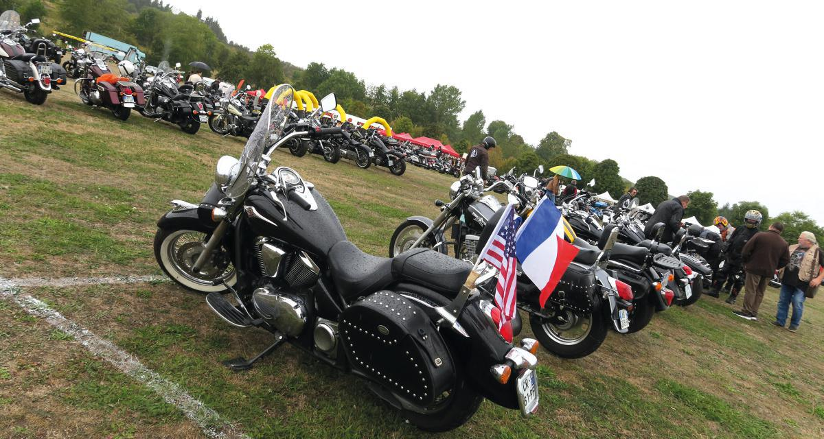 Un Festival Harley & Customs pluvieux mais heureux