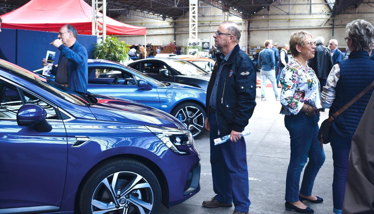 L'Alpine Renault et Citroën, vedettes du 7ème Salon du Lions Club