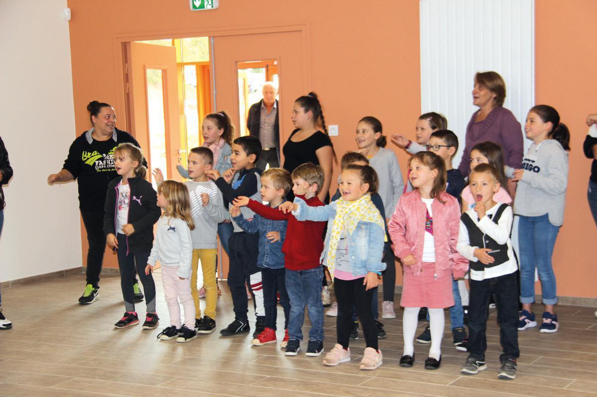 Le centre jeunesse du Haut-Venay inauguré