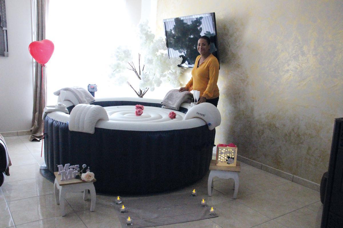 Louer un spa pour fêter un évènement heureux