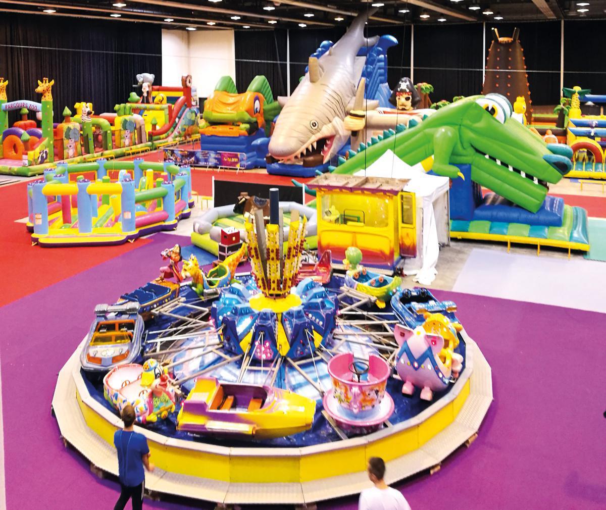 Amusement garanti au Parc Fun Loisirs