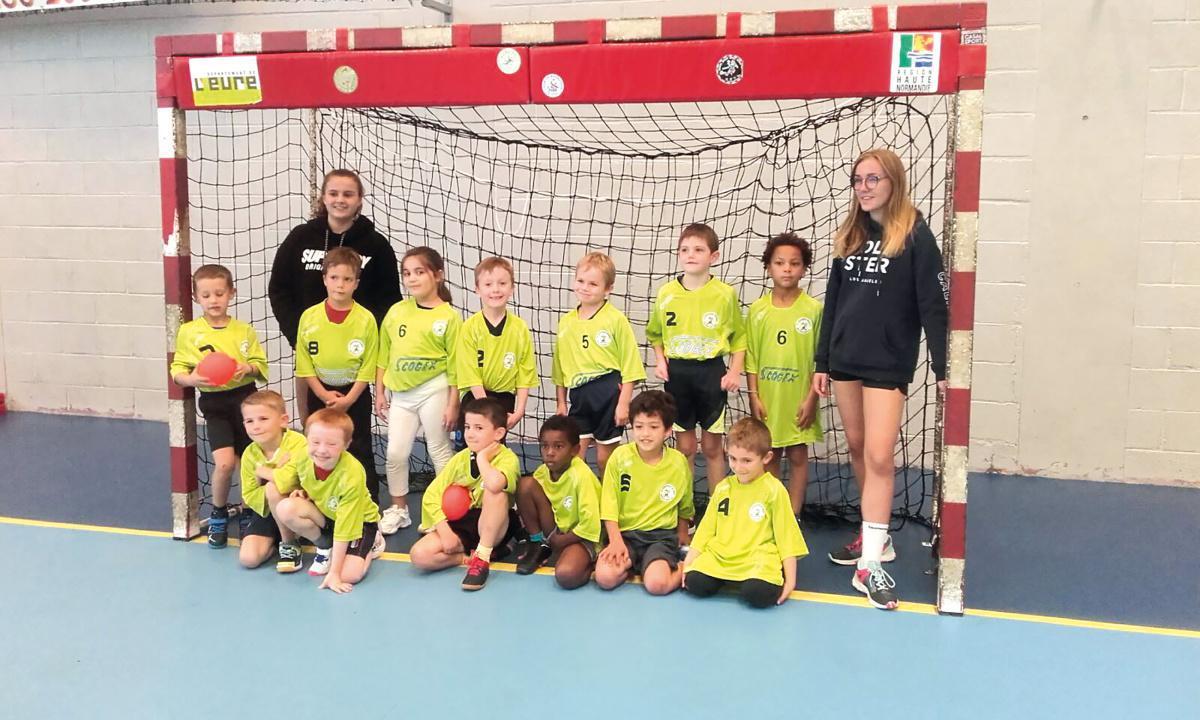 Saint-Sébastien Sports Handball entre ambition et formation