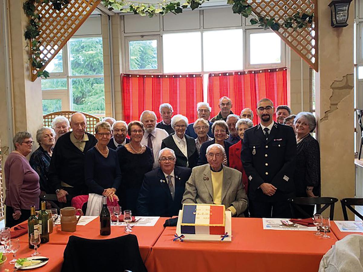 L'Union des anciens combattants fête ses 100 ans