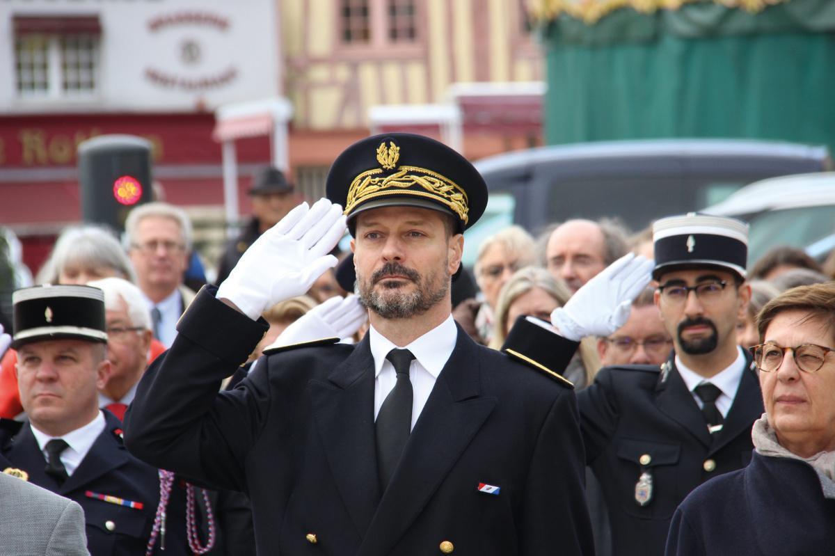 Le nouveau sous-préfet de l'arrondissement de Dreux, Xavier Luquet, apprécie le territoire