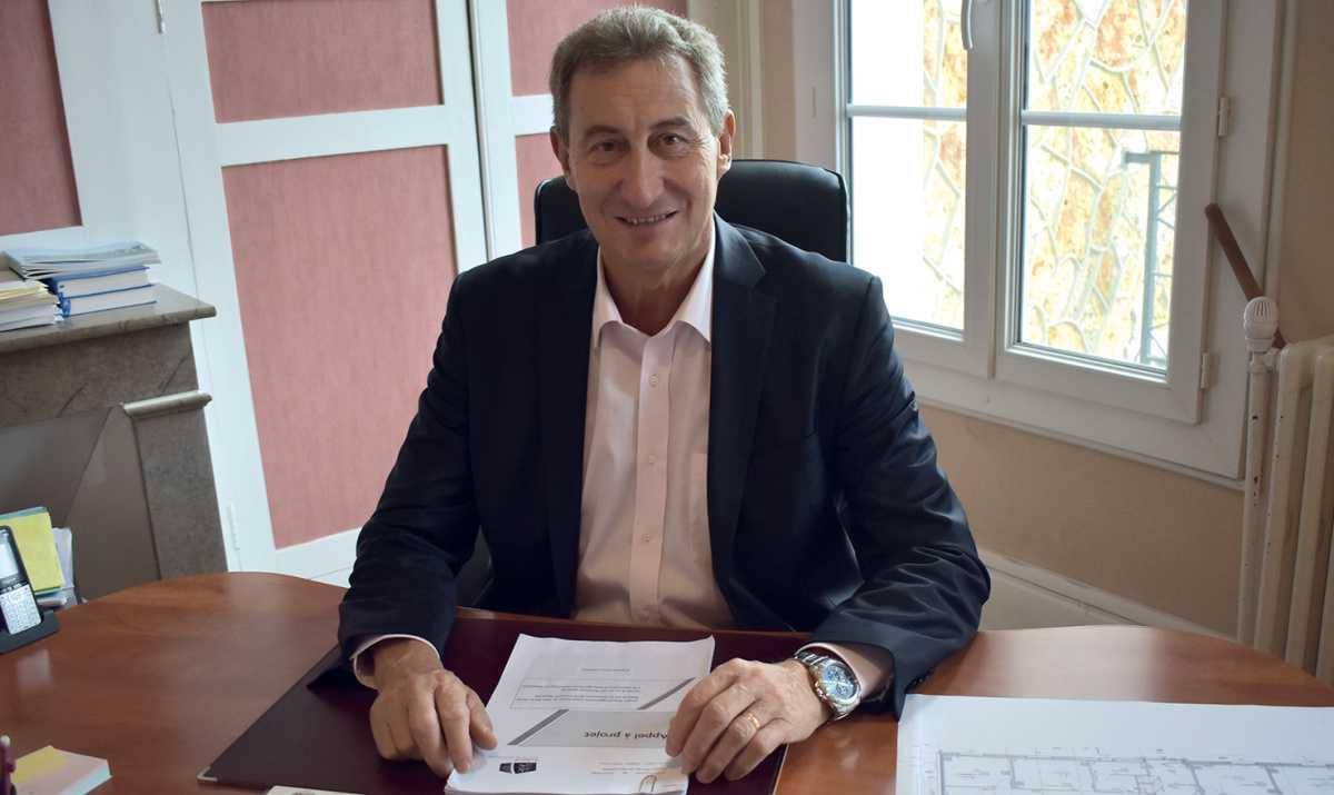Sylvain Boreggio briguera un troisième mandat de maire en mars prochain