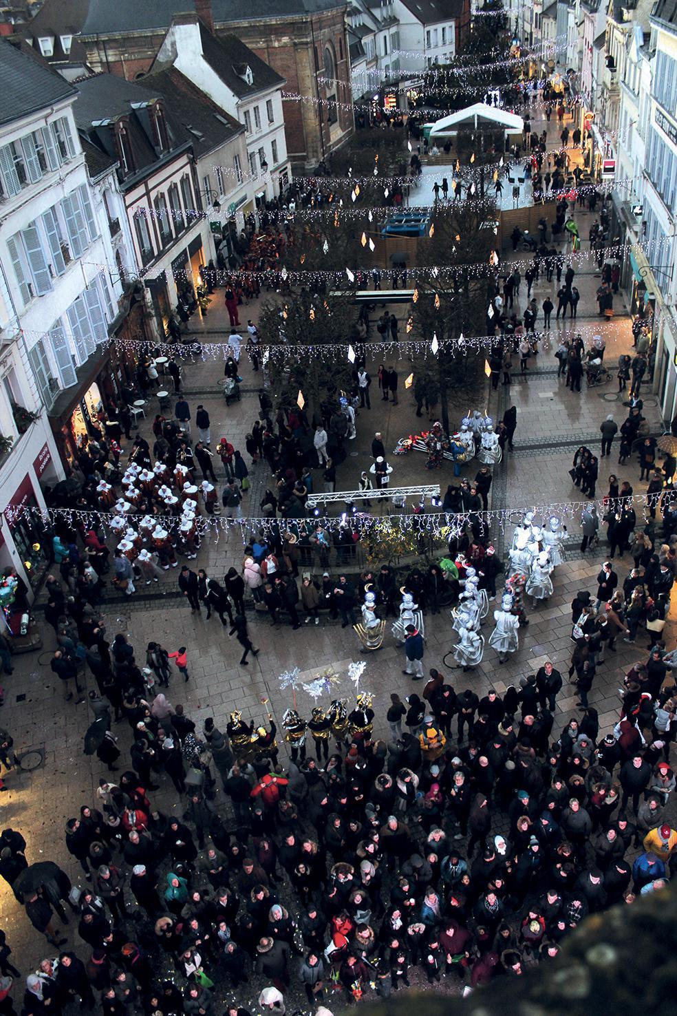Les festivités de fin d'année se préparent à Dreux !