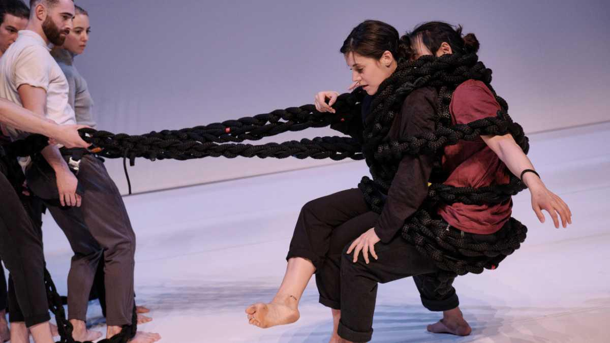 "COMPAGNIE BURNOUT/THÉÂTRE NATIONAL CHAILLOT ""Samsara"""