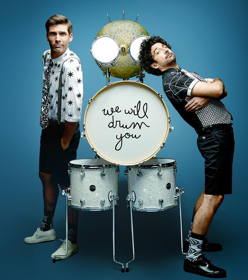 """FILLS MONKEY """"We Will Drum You"""""""