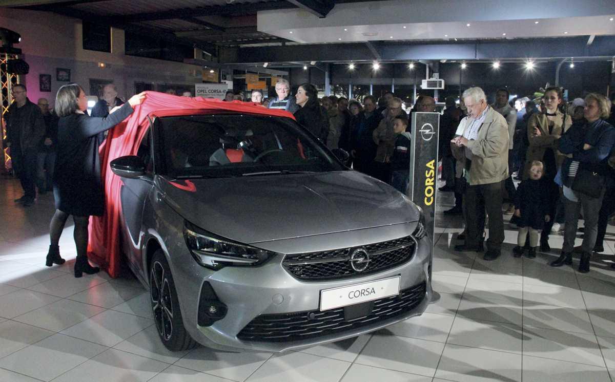 La Nouvelle Opel Corsa séduit son public