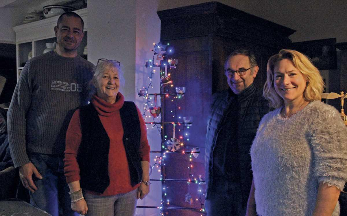 Le comité des fêtes de Marchezais organise son marché de Noël