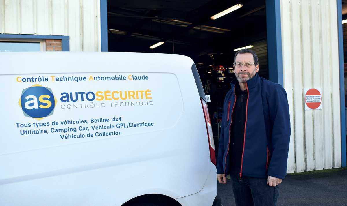 Contrôle technique et accueil de qualité chez Auto-Sécurité