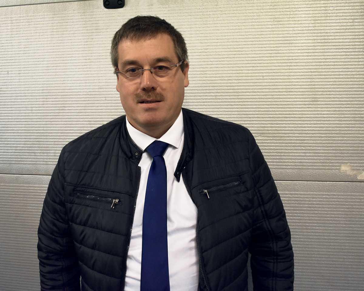 Franck Bernard briguera le poste de maire aux prochaines municipales