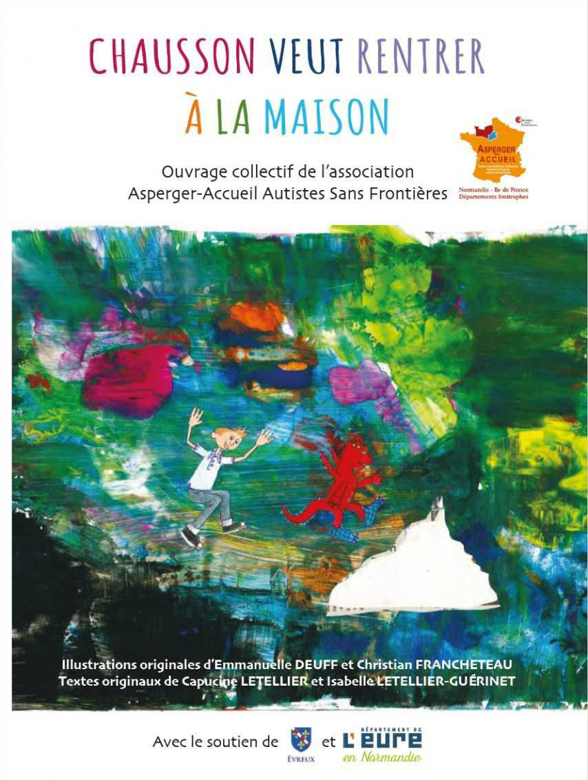 L'association Asperger-Accueil Autistes Sans Frontières sort son livre d'illustrations jeunesse