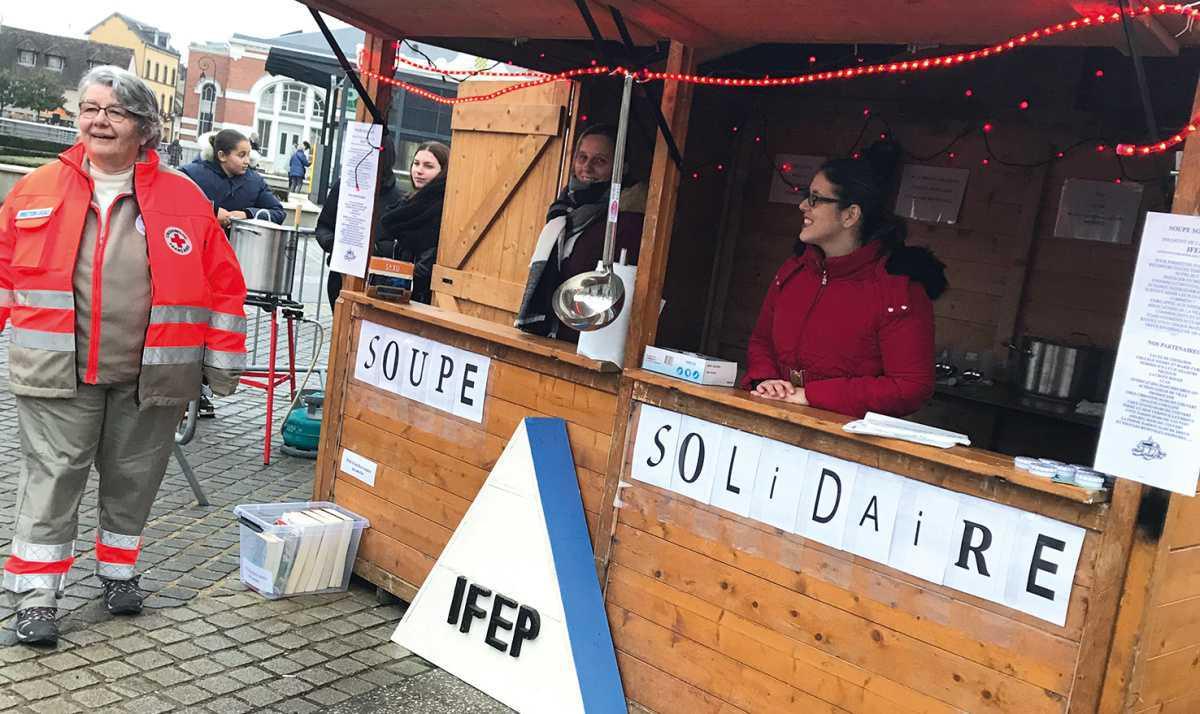 L'IFEP lance son action « Soupe solidaire » !