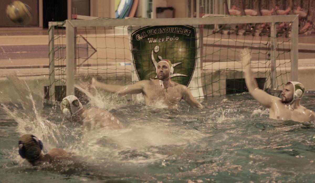 Water-polo : 17-2 pour les Sardines Vernolitaines contre Bonneval