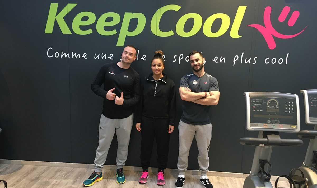 Boxe et karaté font un plus chez Keep Cool