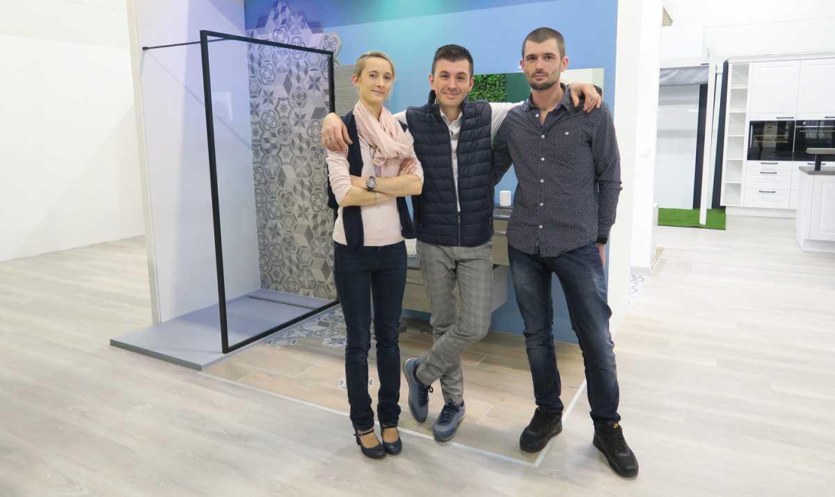 Rénovéo ouvre son showroom à Anet !