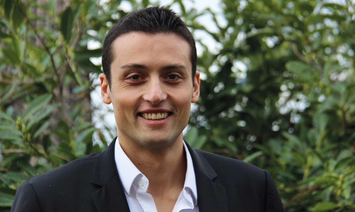 Saint-Rémy-sur-Avre : Aleksandar Nikolic, tête de liste du Rassemblement National