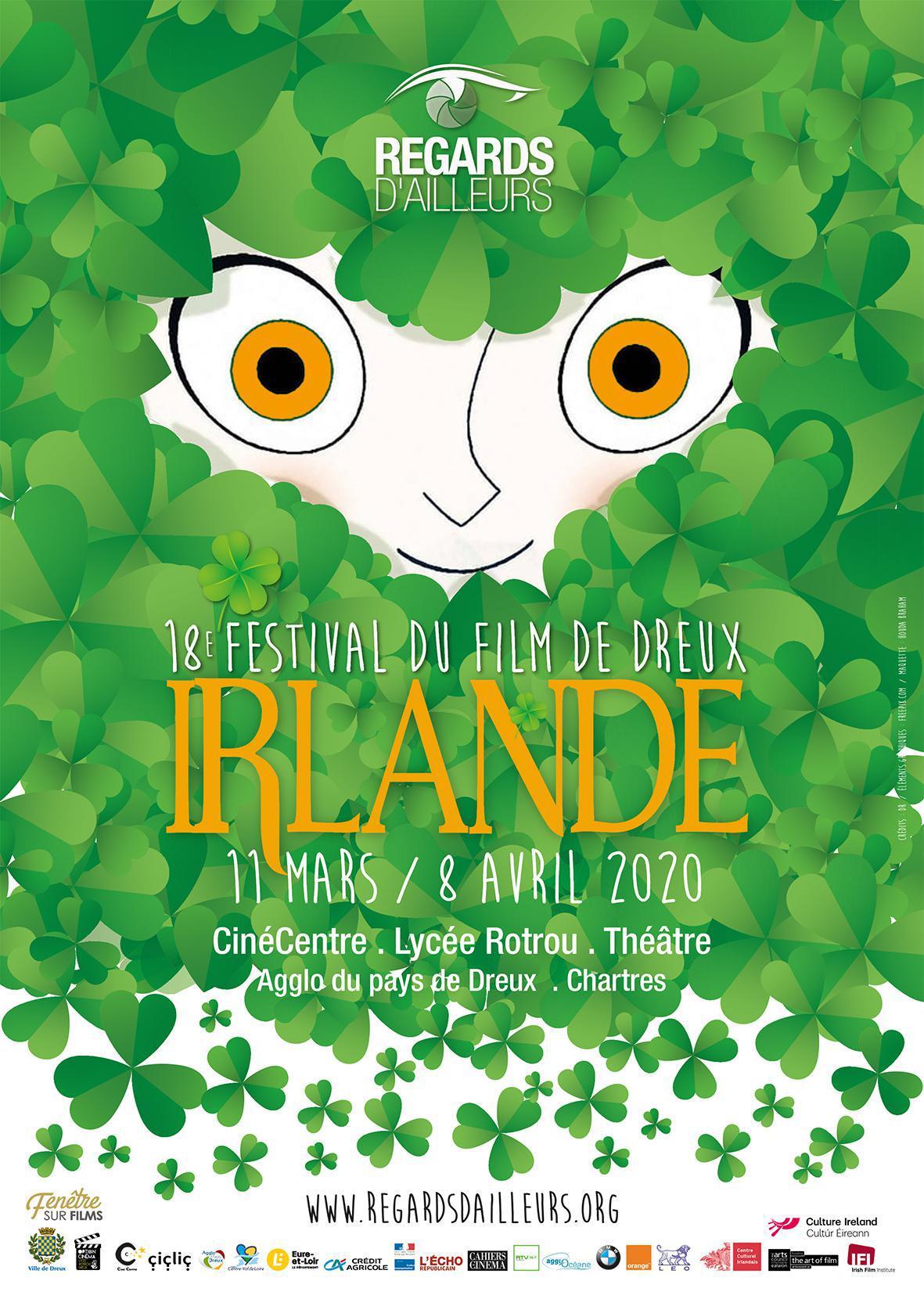 Découvrez l'Irlande au Festival Regards d'Ailleurs