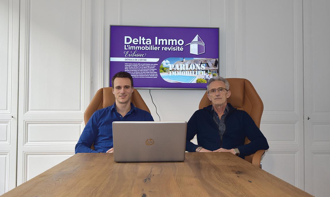 Delta Immo : expérience et innovation