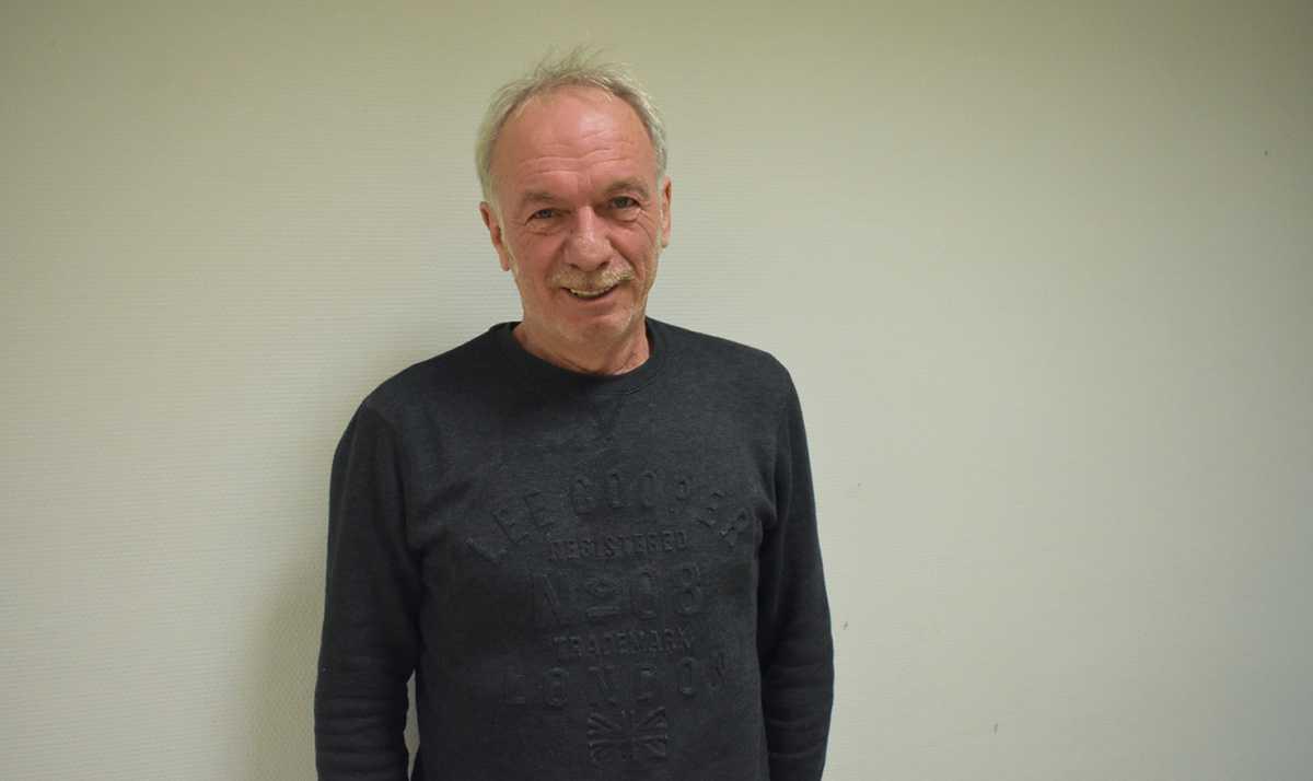 Didier Crétot, tête de liste de « Gravigny 2020 avec vous »