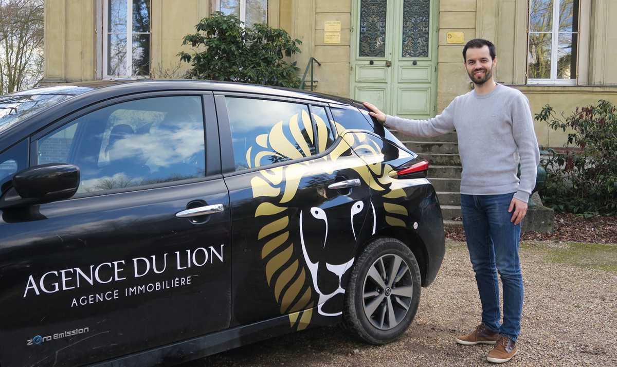 L'Agence du Lion de Dreux fête ses 5 ans !
