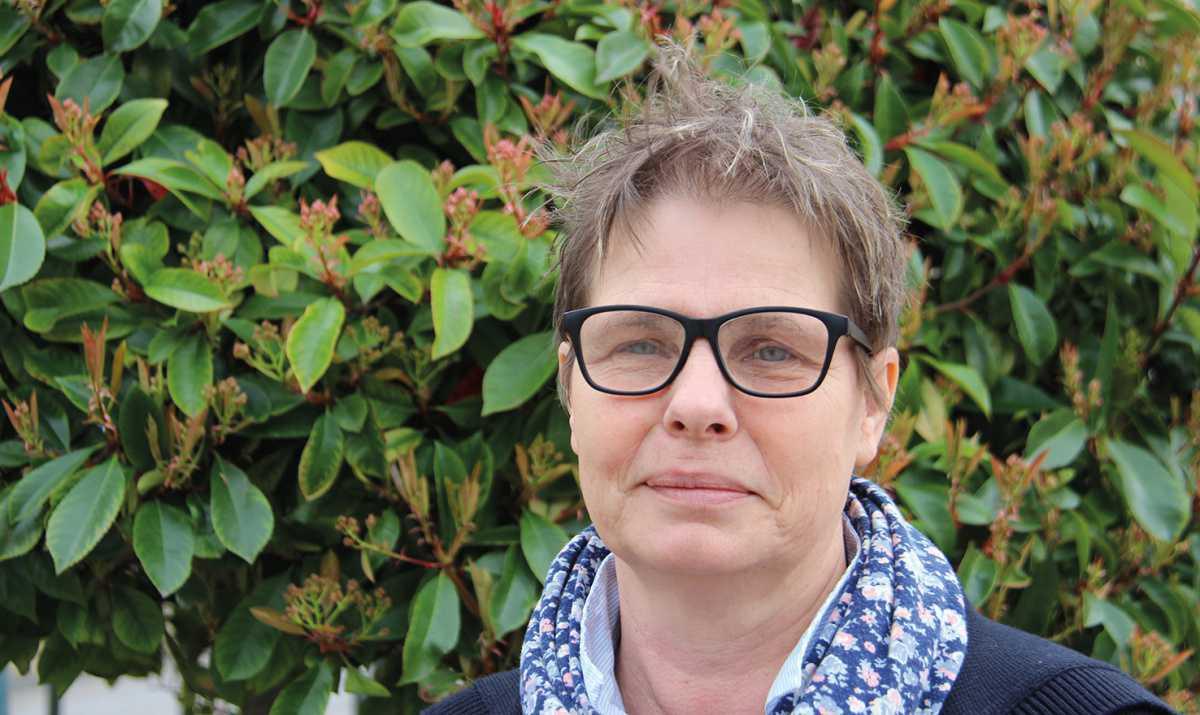 Béatrice Jaffrenou soutenue par le POID