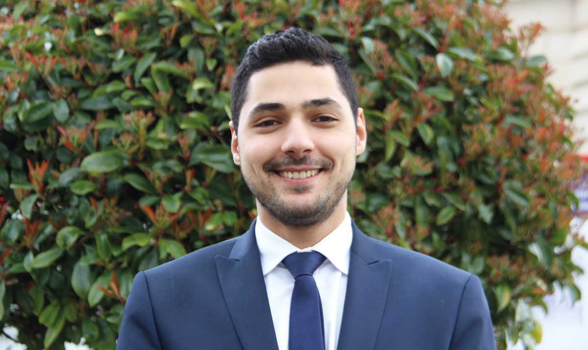 Ali Ben Akki, tête de liste de « Dreux notre avenir ensemble »