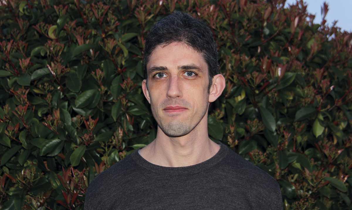 Adrien Denis, tête de la liste Lutte ouvrière à Dreux