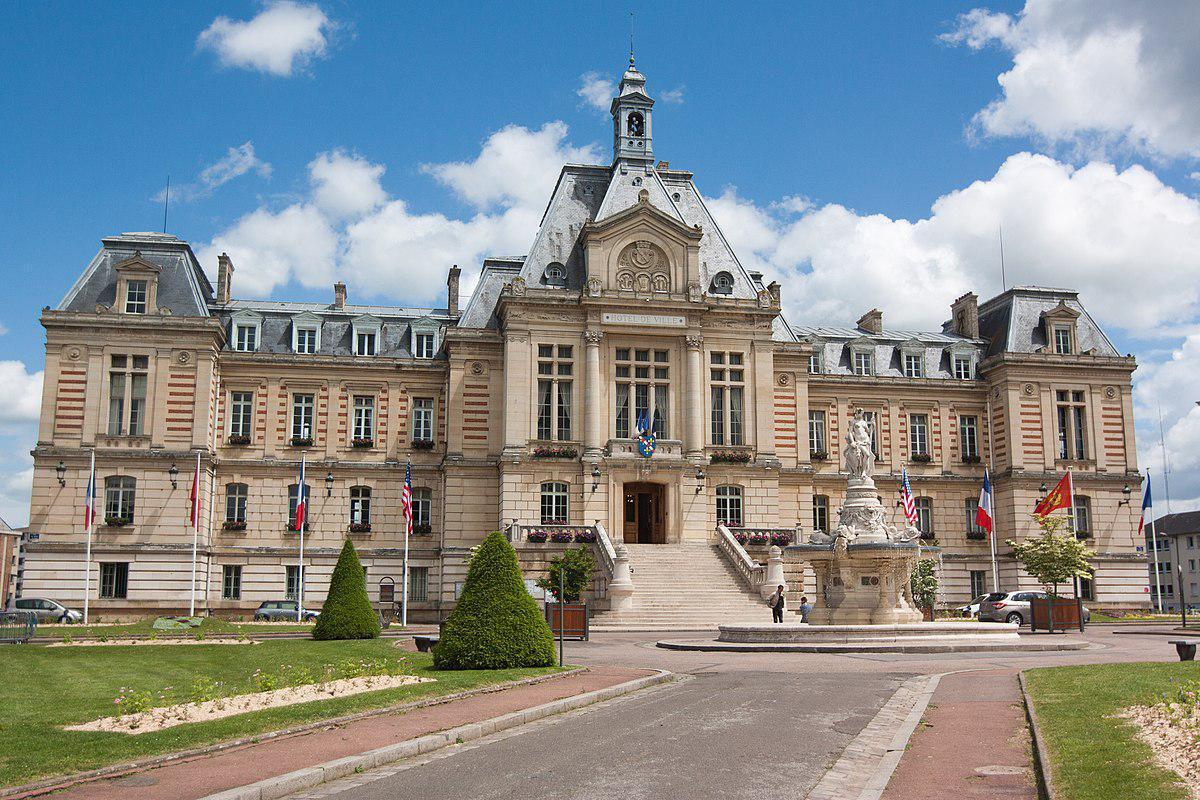 Ville d'Évreux / Évreux Portes de Normandie (EPN), les mesures.