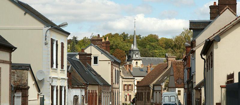 Saint-Lubin-des-Joncherets se mobilise face à l'épidémie