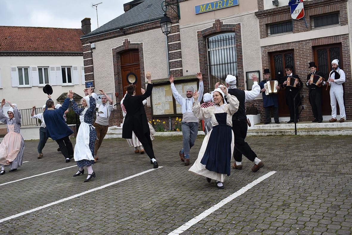Les « Pierrots » représenteront la Normandie au concours national
